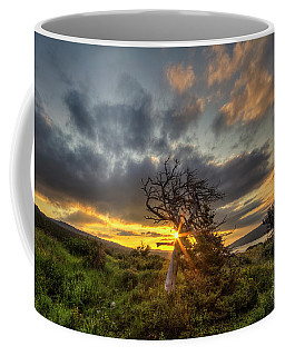Old Friend - Many Glacier Coffee Mug