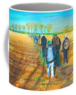 Old Friends-painting Photo Courtesy Of Alan Lee Coffee Mug