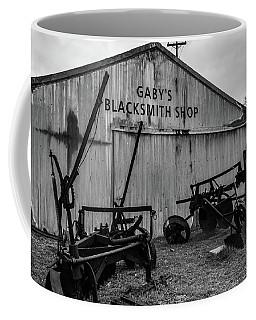 Old Frisco Blacksmith Shop Coffee Mug