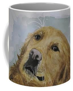 Old Golden Retriver Coffee Mug