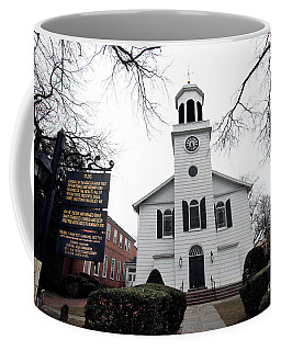 St. Georges Church Episcopal Anglican Coffee Mug