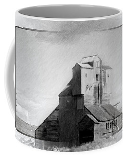 Old Grain Elevator Coffee Mug