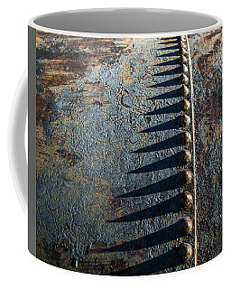 Coffee Mug featuring the photograph Old Grunge by Mary Hone