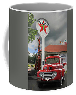 Coffee Mug featuring the photograph Old Guys Rule by Lori Deiter