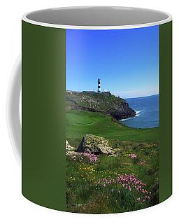 Old Head Of Kinsale Lighthouse Coffee Mug