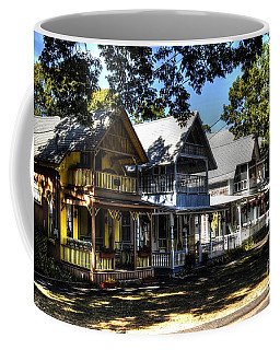 Old Homes Martha's Vineyard Coffee Mug