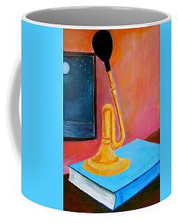 The Old Horn  Coffee Mug