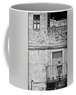 Old House In Taormina Sicily Coffee Mug