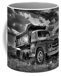 Old International #2 - Bw Coffee Mug
