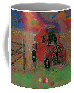 Old Jalopy Coffee Mug