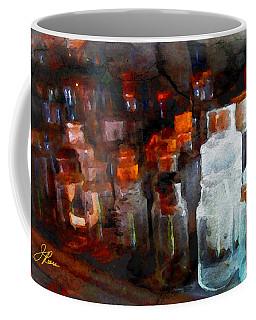 Old Jars Coffee Mug