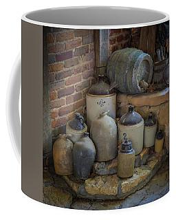 Old Jugs Color - Dsc08891 Coffee Mug