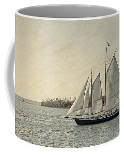 Old Key West Sailing Coffee Mug