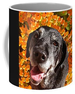 Old Labrador Coffee Mug