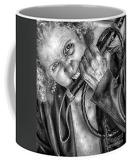 Old Leather  Coffee Mug