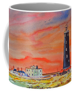 Old Light House - Dungeness Coffee Mug