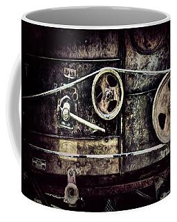 Old Machine Coffee Mug