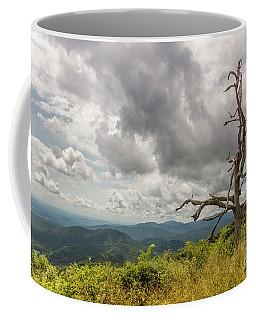 Old Man On The Mountian Coffee Mug