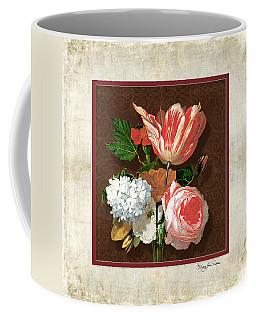 Old Masters Reimagined - Parrot Tulip Coffee Mug