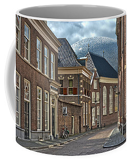 Old Meets New In Zwolle Coffee Mug