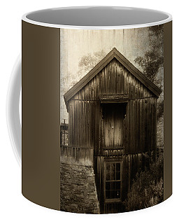 Coffee Mug featuring the photograph Old Mill  by Julia Wilcox