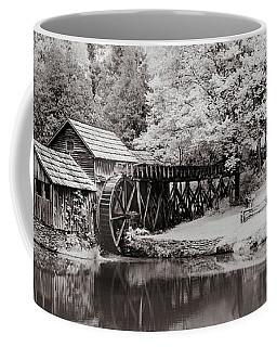 Old Mill On The Mountain Coffee Mug