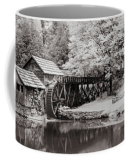 Old Mill On The Mountain Coffee Mug
