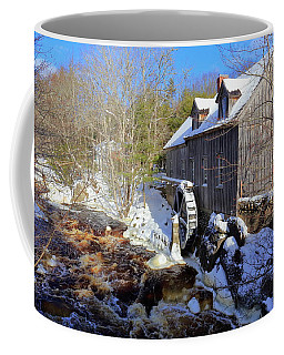 Old Mill On The Tom Tigney River, Nova Scotia Coffee Mug