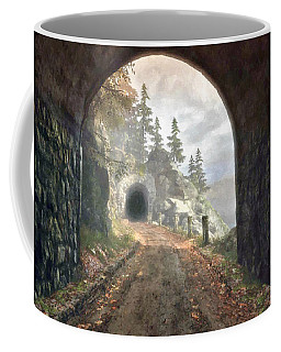 Old Mine Road Coffee Mug by Kai Saarto