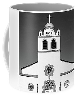 Coffee Mug featuring the photograph Old Mission by SR Green