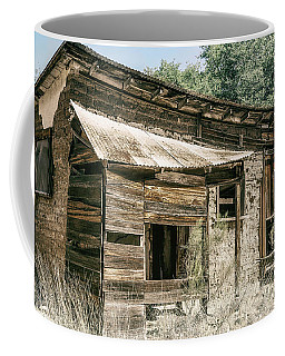 Old Montana Camp  Coffee Mug