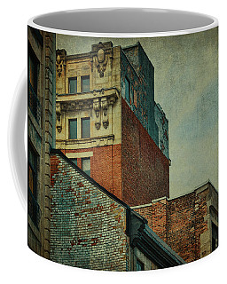 Old Montreal - Architectural Details Coffee Mug