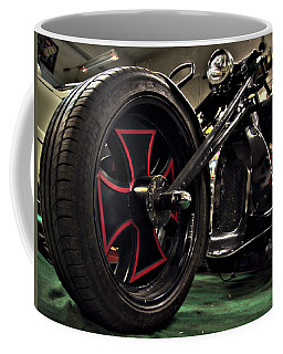 Old Motorbike Coffee Mug