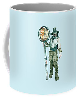 Old Mountain Giant Coffee Mug