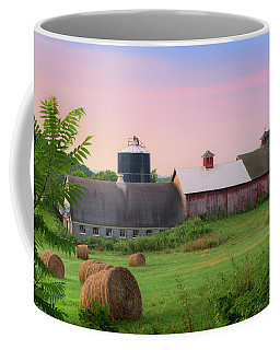 Coffee Mug featuring the photograph Old New York by Bill Wakeley