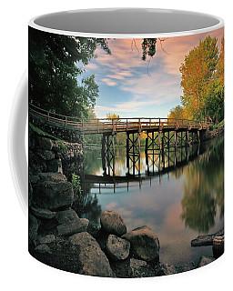 Old North Bridge Coffee Mug by Rick Berk