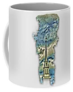 Old North Church Steeple Coffee Mug