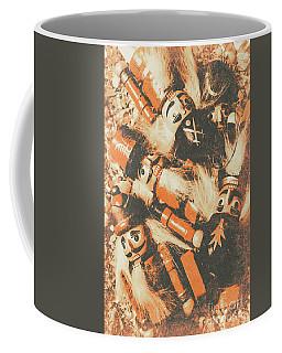 Old Nutcracker Infantry  Coffee Mug