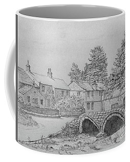 Old Packhorse Bridge Wycoller Coffee Mug