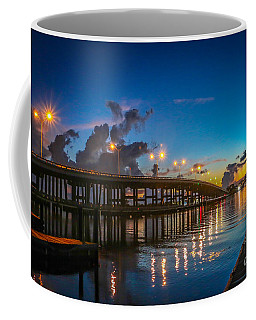 Old Palm City Bridge Coffee Mug