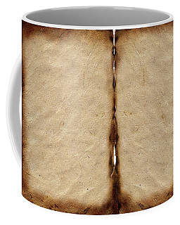 Old Paper Texture Coffee Mug