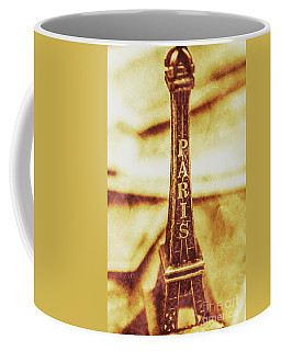 Old Paris Decor Coffee Mug