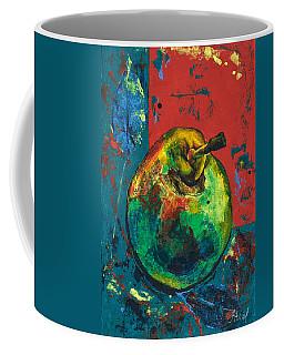 Old Pear Coffee Mug