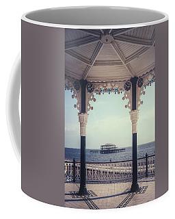 old pier Brighton Coffee Mug