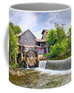 Old Pigeon Forge Mill Coffee Mug