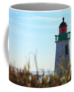 Old Point Comfort Lighthouse Coffee Mug