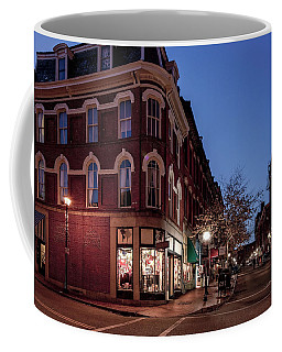 Old Port, Portland Maine Coffee Mug