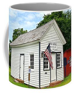 Old Post Office - Ocean View Delaware Coffee Mug