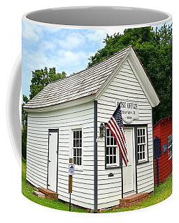 Old Post Office - Ocean View Delaware Coffee Mug