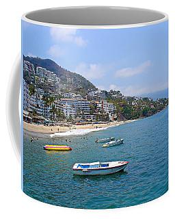 Old Puerto Vallarta  Coffee Mug